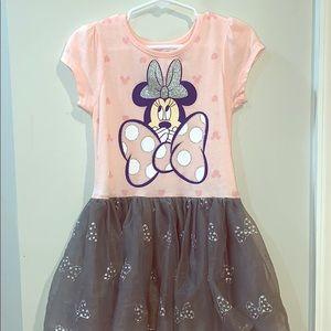 Girls Minnie Mouse Dress size 4